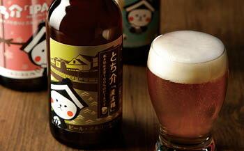 【ふるさと納税】ビール 人気のゆるキャラとち介ラベル地ビール6本セット