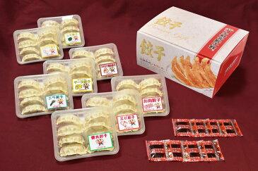 【ふるさと納税】宇都宮餃子館 食べ比べ8色セット