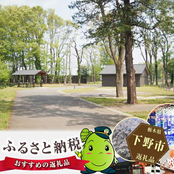 【ふるさと納税】No.020 三王山ふれあい公園 オートキャンプ場宿泊ご利用券+贅沢バーベキューセット5人前