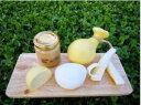 A-15 チーズ工房Three Brownによるナチュラルチーズとミルクジャム