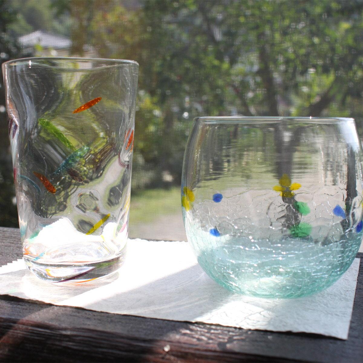 【ふるさと納税】吹きガラス体験 ※翌日お渡しとなります