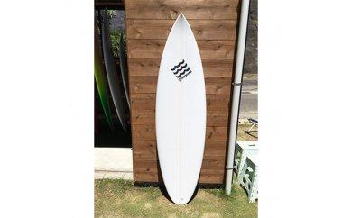 【ふるさと納税】マリブポイントオリジナルブランド3Surfboardsのショートボードオーダー券「1名様」!