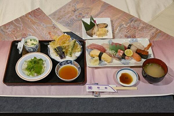 【ふるさと納税】10-18柳鮨 店長おすすめにぎり寿司セット お食事券(1人前)