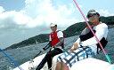 """【ふるさと納税】""""日本近代ヨット発祥の地""""の海でヨット体験 2名様 【体験チケット/マリンスポーツ】"""