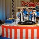 【ふるさと納税】100-6【関東圏出張】生鮪使用!大迫力!鮪解体ショー