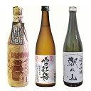【ふるさと納税】95-17純米飲み比べ3本セット...