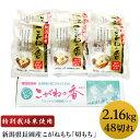 【ふるさと納税】1-451新潟県長岡産こがねもち「切もち」2...