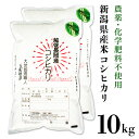 【ふるさと納税】2-068新潟県産米コシヒカリ10kg(H3...