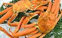【ふるさと納税】佐渡産 本ずわいかに(2尾) 【ずわい蟹/ずわいガニ】...