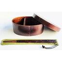 【ふるさと納税】漆器たかやすみ 木製漆塗り わっぱ弁当箱 大...