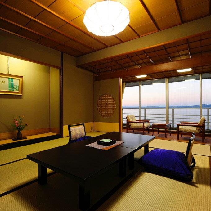 【ふるさと納税】和倉温泉「ホテル海望」海側客室で...の商品画像