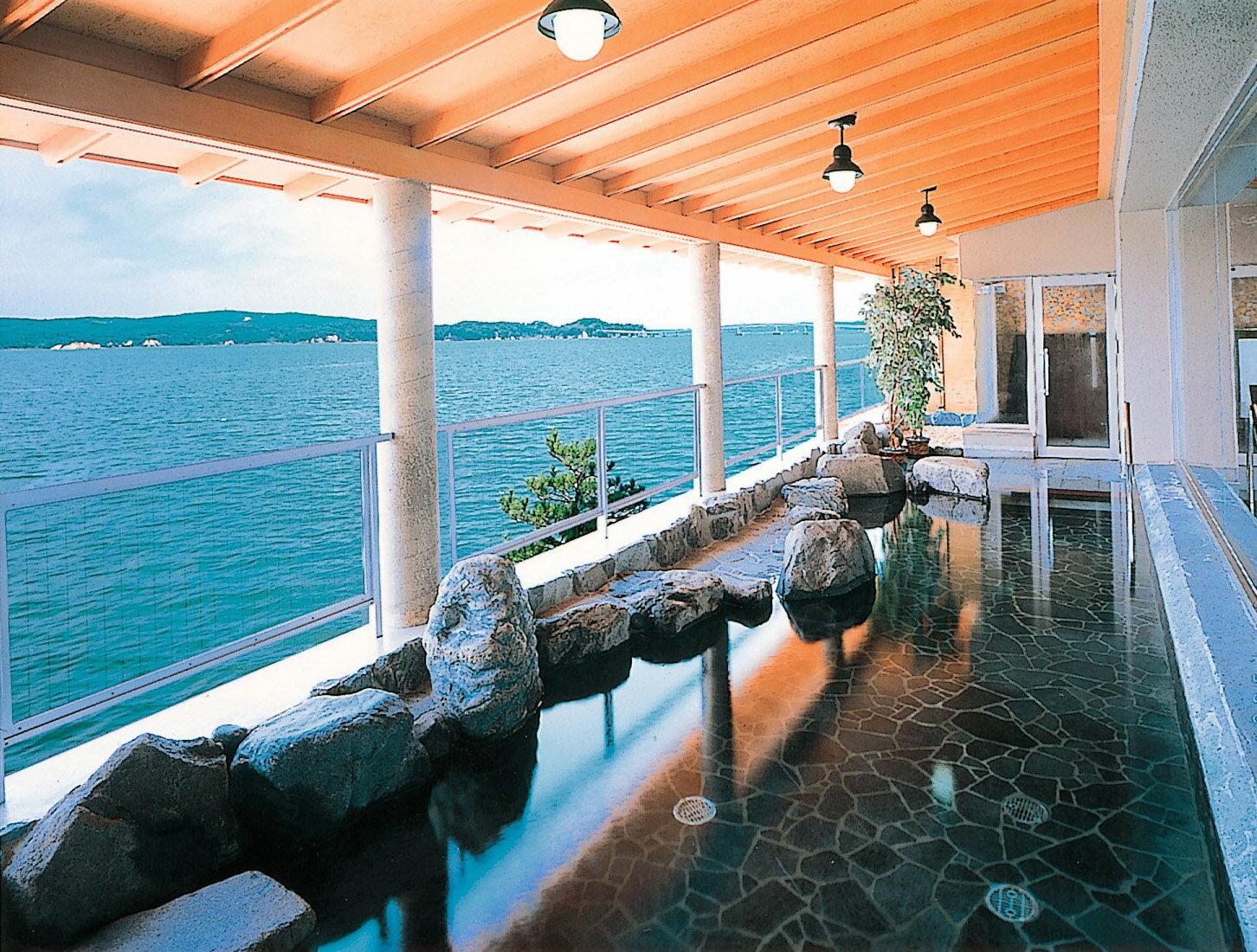 【ふるさと納税】和倉温泉「ホテル海望」海側客室...の紹介画像3