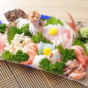 【ふるさと納税】能登の朝どれ「いきいき七尾魚」お刺身詰め合わせ