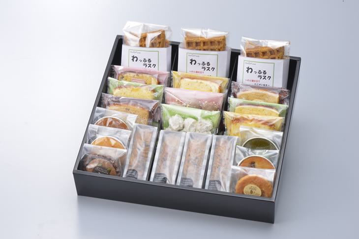 【ふるさと納税】焼菓子詰め合わせ 洋菓子 ギフ...の紹介画像2
