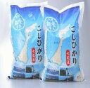【ふるさと納税】【定期便】七尾産こしひかり(5kg×2袋)×...