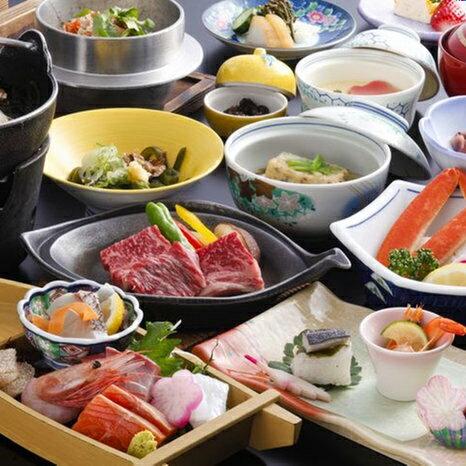 【ふるさと納税】和倉温泉「渡月庵」能登を食す★グ...の商品画像