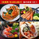 【ふるさと納税】定期便 甲羅組 がお届けする 海の幸 食べ比...