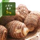 【ふるさと納税】上庄の里芋5kg 日本一の味をめざす特別栽培...