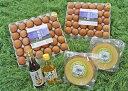 【ふるさと納税】黒富士農場の放牧卵60個と森のバウムクーヘン...