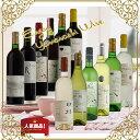 【ふるさと納税】原産地呼称ワイン 12本セット R506☆日本ワイン発祥の地、山梨より厳選。...