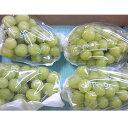 【ふるさと納税】シャインマスカット約2kg(3~6房入り) 【果物類・ぶどう・マスカット・フルーツ】 お届け:2021年9月下旬~10月中旬