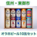 【ふるさと納税】オラホビール10缶