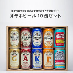 【<strong>ふるさと納税</strong>】オラホ<strong>ビール</strong>10缶