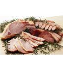 【ふるさと納税】信州十四豚ハム・ソーセージセット 【お肉・ハム・お肉・ソーセージ】