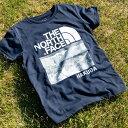 【ふるさと納税】B014-11 THE NORTH FACE 白馬オリジナルTシャツ ウィメンズ ネイビー Mサイズ