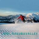 C022-01 HAKUBA VALLEY 10スキー場共通1日券 1枚