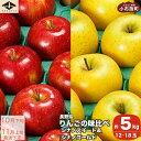 【ふるさと納税】長野県りんごの味比べ シナノスイート&ゴール...