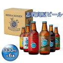 【ふるさと納税】玉村本店 志賀高原ビール6本セット 【お酒・ビール】