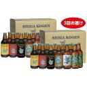 【ふるさと納税】玉村本店 志賀高原ビール堪能セット(24本×...