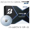 【ふるさと納税】TOUR B XS ゴルフボール パールホワ...