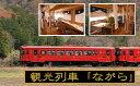 【ふるさと納税】M84S04 観光列車「ながら」ランチプラン 予約券(乗車券)(ペア)