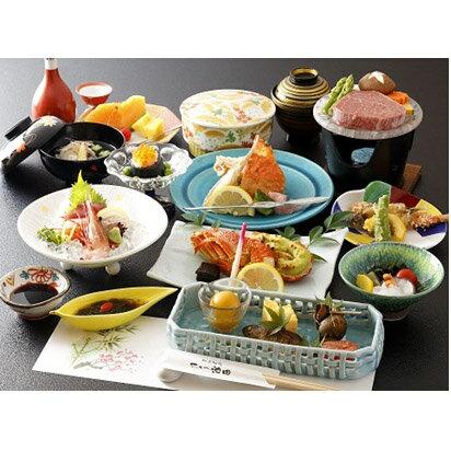 【ふるさと納税】季節を味わう特別会席「ふるさと納税 華コース」2名様食事券
