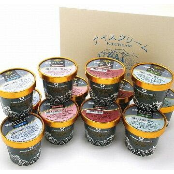 【ふるさと納税】飛騨アイスクリームギフト12個入りの商品画像