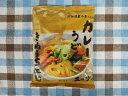 麵類 - 【ふるさと納税】きねうち生麺カレーうどんスープ付1箱12食入