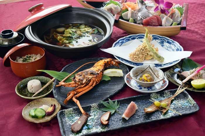 伊豆高原 旨い酒と料理の森の宿 森のしずく ペア...の商品画像