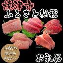 【ふるさと納税】005-079 まぐろの魚二厳選 天然本鮪南鮪お得セット