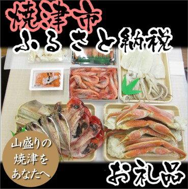 【ふるさと納税】003-064 だいとみ海鮮Bセット