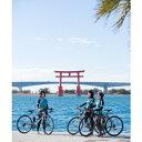 【ふるさと納税】スポーツ自転車レンタサイクル券(クロスバイク...