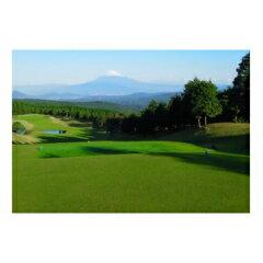 【ふるさと納税】D−17 中伊豆グリーンクラブ・ゴルフプレー券(平日2名様・お食事付き)