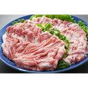 【ふるさと納税】静岡オンリーワン金豚王バラ・肩焼肉用セット