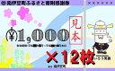 【ふるさと納税】[Za-03]南伊豆町ふるさと寄附感謝券12枚