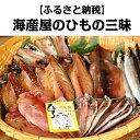 【ふるさと納税】海産屋の「ひもの三昧」...