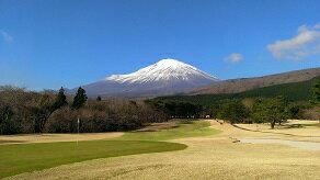 【ふるさと納税】A32 富士高原ゴルフコースプレー利用券 1枚