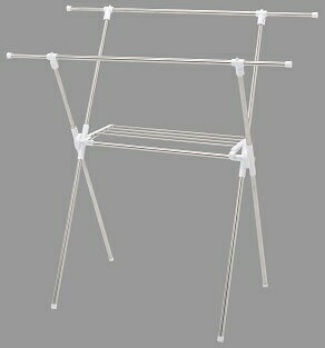 【ふるさと納税】A48 簡単組立ステンレス室内物干し CMB-92XR