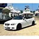 【ふるさと納税】【レンタカー】BMW335iカブリオレ24時間乗り放題チケット【1232809】