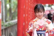 【ふるさと納税】G-70_犬山城下町 着物レンタルプラン
